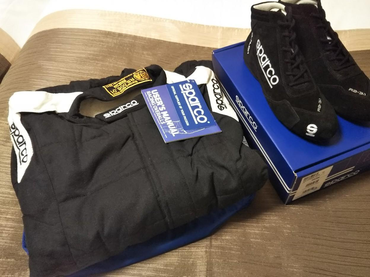 sparco レーシングスーツ SPRINT