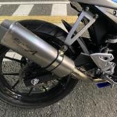 ヤマモトレーシング GSX-S/R125 SUS UP-TYPE TYPE-SA
