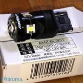 IPF M's Basic AMZ-BL301 LEDバックランプ6000K T20 12V 5W