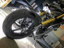 グロム125OVER Racing GP-SIXの全体画像