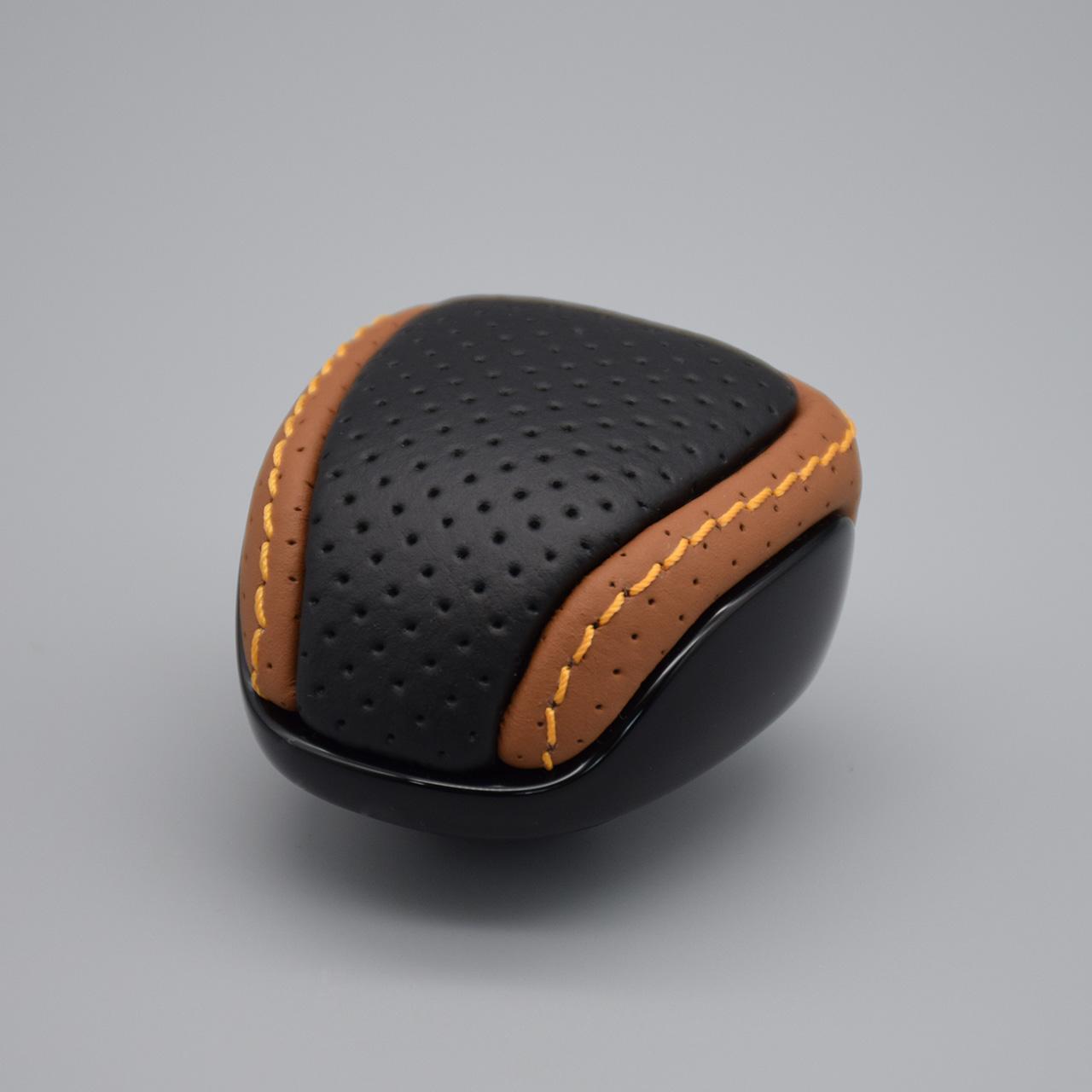 Leather Custom FIRST ジェイドH/V用純正オプションセレクトノブ本革巻き加工