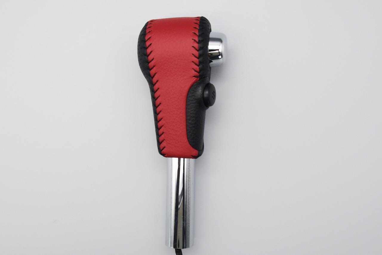 Leather Custom FIRST ハスラー用シフトノブ革巻き加工