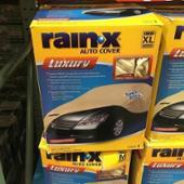 RainX ボディカバー