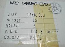 ランサーエボリューションENKEI Racing WRC TARMAC EVOの全体画像