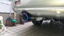 レガシィ ランカスタースバル(純正) GT用マフラーの単体画像
