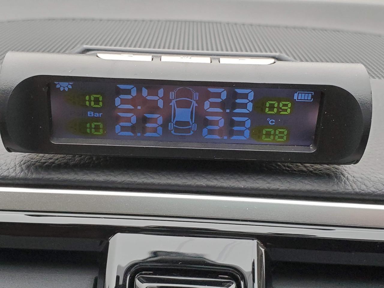 不明 TPMS タイヤ空気圧モニター