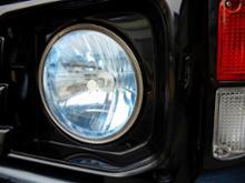 ランドクルーザー70RAYBRIG / スタンレー電気 マルチリフレクターヘッドランプ ブルーの単体画像