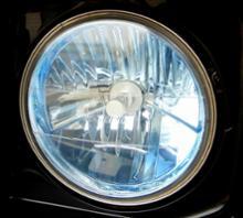 ランドクルーザー70RAYBRIG / スタンレー電気 マルチリフレクターヘッドランプ ブルーの全体画像