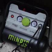 ミナト電気工業 エアーコンプレッサー CP81-Si