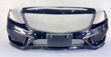 Cクラス セダンMercedes w205 前期 アバンギャルド AMGラインの単体画像