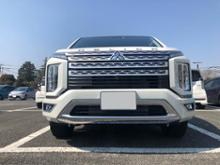 デリカD:5三菱自動車(純正) フロントアンダーガーニッシュの単体画像