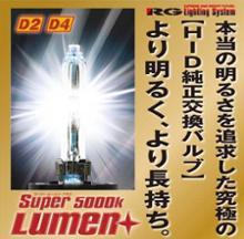 ワゴンRスティングレーRACING GEAR SUPER LUMEN+ 5000Kの単体画像