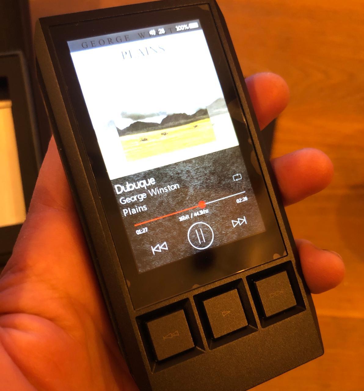 iBasso Audio DX 80