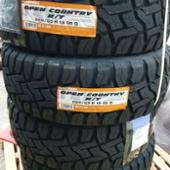 TOYO TIRES OPEN COUNTRY R/T 225/55/R18