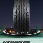 NITTO NT555 G2 215/45R17