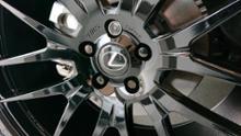 RXTWS / TAN-EI-SYA WHEEL SUPPLY TWS Exspur EX-fL Design SUVの全体画像