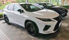 RXTWS / TAN-EI-SYA WHEEL SUPPLY TWS Exspur EX-fL Design SUVの単体画像