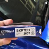 NGKスパークプラグ / 日本特殊陶業 IRIDIUM IX BKR7EIX-11