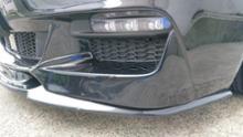 6シリーズ クーペ不明 Mスポーツカーボンファイバーフロントバンパースプリッターの単体画像