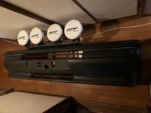 デリカスターワゴン三菱自動車(純正) デリカバン用バンパー(ロングノーズタイプ)の単体画像