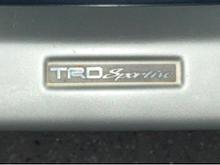 マークXジオTRD TRD Sportivo フロントスポイラーの全体画像
