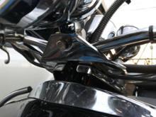 ジョーカーai-NET ベーツライトステー ヘッドライトステー【4.5インチ】【5.5インチ】の単体画像