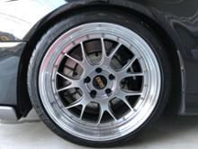 5シリーズ セダンBBS LM-Rの単体画像
