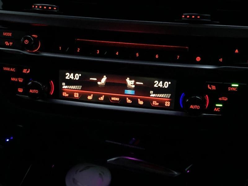 BMW(純正) Climate Radio A/C Control Panel
