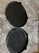 スマート フォーフォー大陸製フロントグリルエンブレム ブラバスタイプエンブレムの全体画像