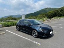 カローラスポーツトヨタ(純正) Frバンパ ガーニッシュ G用の全体画像