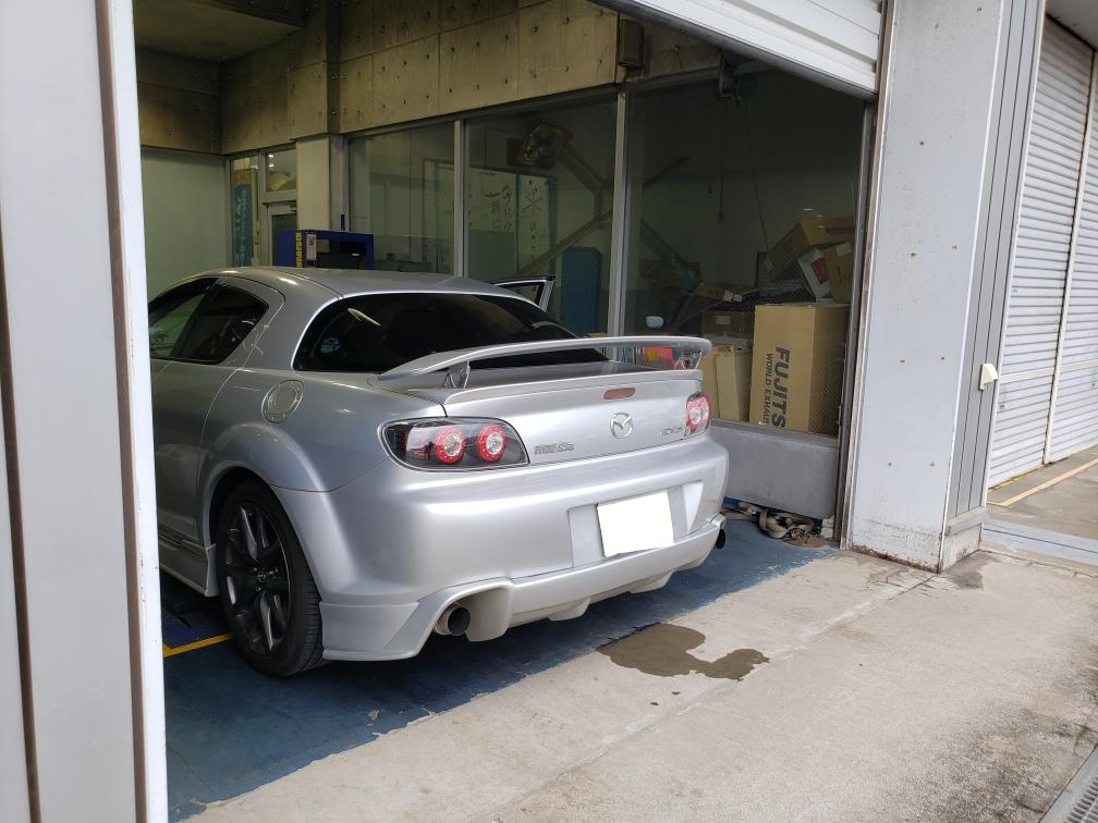 RE雨宮 Redom mini RX8 Before A-TYPE