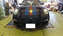 911 (クーペ)PHILIPS Ultinon Flash White 6000K D2Sの全体画像