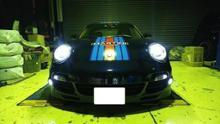 911 (クーペ)PHILIPS Ultinon Flash White 6000K D2Sの単体画像