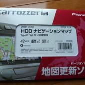 PIONEER / carrozzeria HDD楽ナビマップ更新版