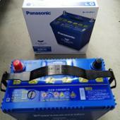Panasonic Blue Battery caos N-80B24L/C7