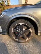 RS Q3 スポーツバックAudi純正(アウディ) 5アームデザインアルミホイールの単体画像