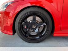 TT RS プラスクーペYOKOHAMA ADVAN Racing GTの単体画像