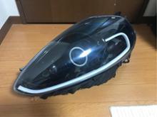アバルト プントエヴォtotal tuning Venezia プント用オリジナルヘッドライト&フォグライトの単体画像