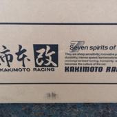 KAKIMOTO RACING / 柿本改 GT box 06&S