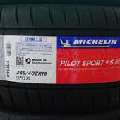 MICHELIN PILOT SPORT 4S 245/40ZR18