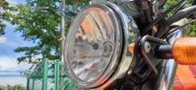 ホーネット250RAYBRIG / スタンレー電気 マルチリフレクターヘッドランプ クリアタイプ / FB-03の全体画像