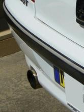 406 セダンPEUGEOT SPORT line(藤壺技研工業) SPORT MUFFLER(品番PSSS40)の全体画像