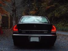 奥多摩タクシーさんのディグニティ リア画像