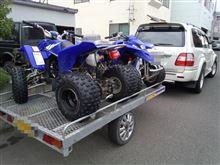 アメ車とジェットとポメラニアンさんのYF200S インテリア画像
