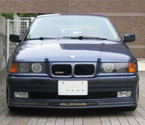 BMWアルピナ B3 リムジン