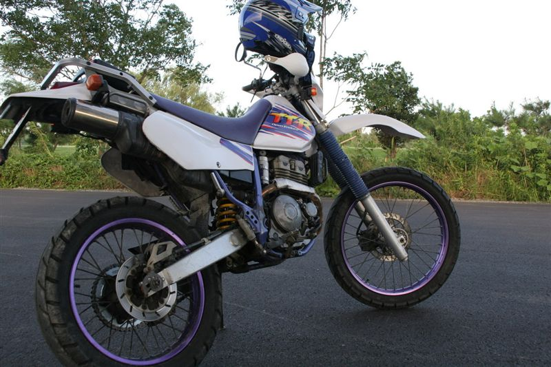 ヤマハ TT250R