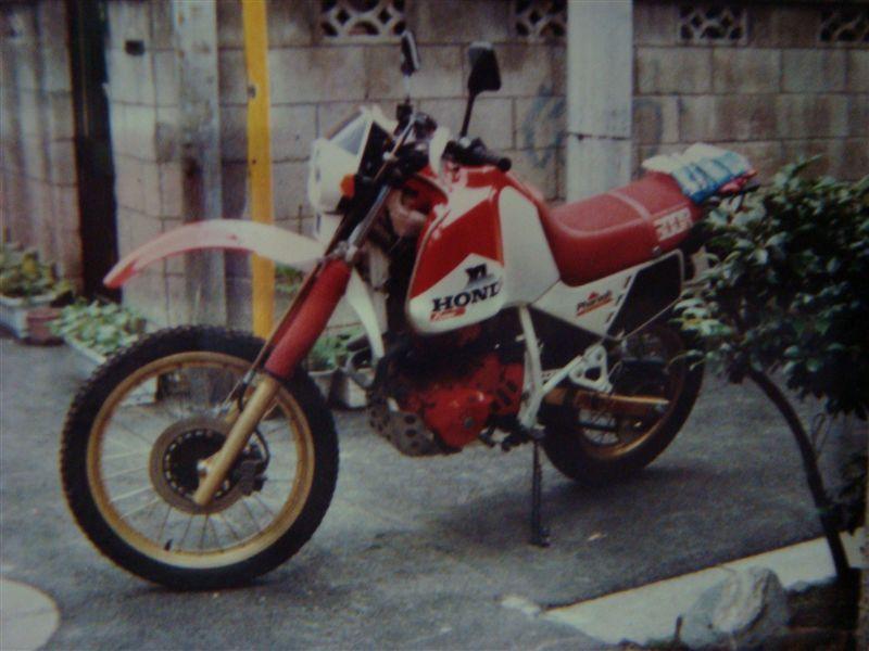 takeasu(たけ・あす)さんのXL600R ファラオ