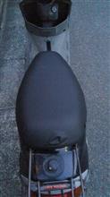 弾(だん)さんのJOG CY50 インテリア画像