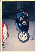 ex.走り屋パパさんのJOG CG50 左サイド画像