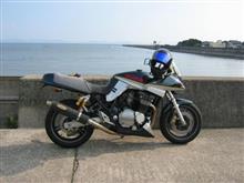 かたずまさんのGSX1200S KATANA (カタナ) 左サイド画像